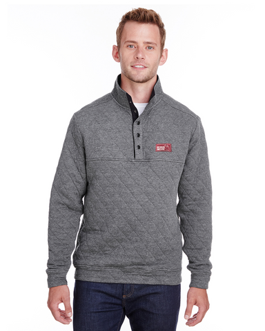 Men's Quilted Pullover
