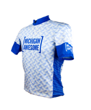 Michigan Awesome Men's Cycling Jersey