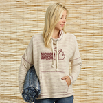 Women's Cowl Neck Pullover (CLOSEOUT)