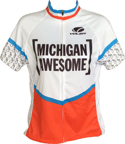 Michigan Awesome Women's Cycling Jersey NEW