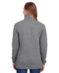 Women's Quilted Pullover (CLOSEOUT)