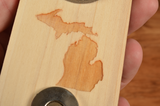 Michigan Wall Mounted Bottle Opener