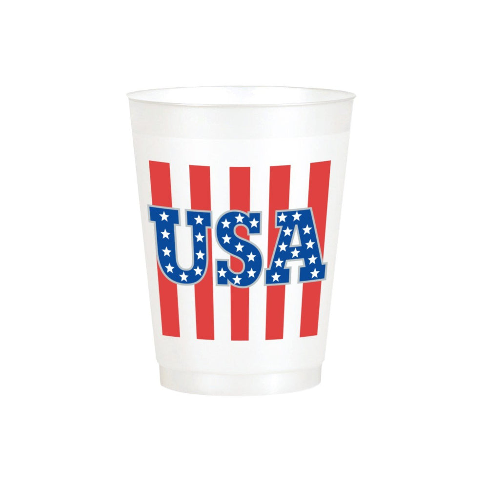 USA 16oz Frost Flex cup (sleeve of 25)