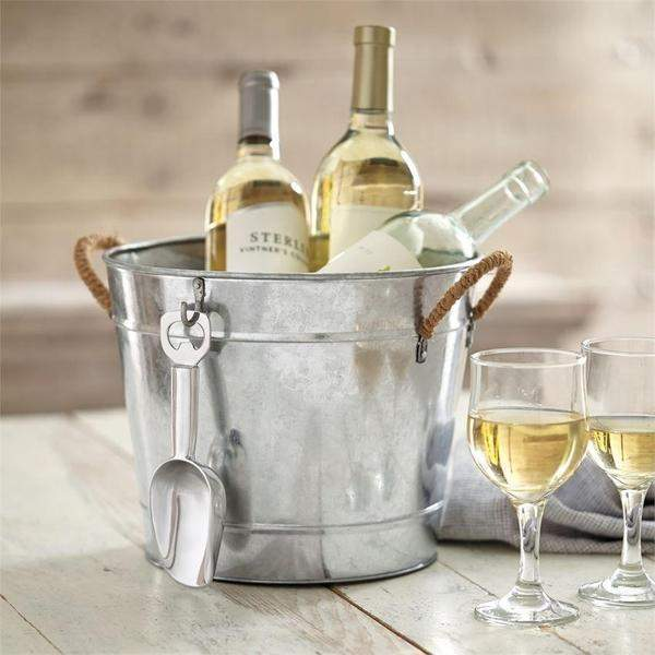 3-in-1 Aluminum Party Bucket