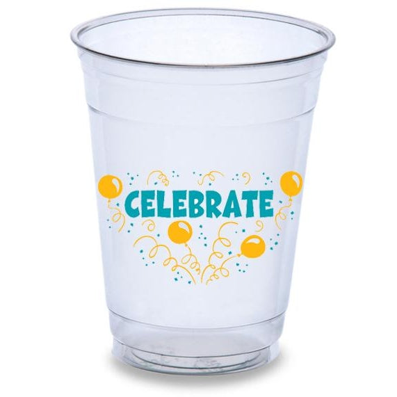 Celebrate! Disposable Cups - Party Cup Express