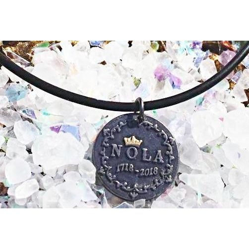 NOLA Tricentennial Choker Necklace - Party Cup Express