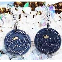 NOLA Tricentennial Charm Earrings - Party Cup Express