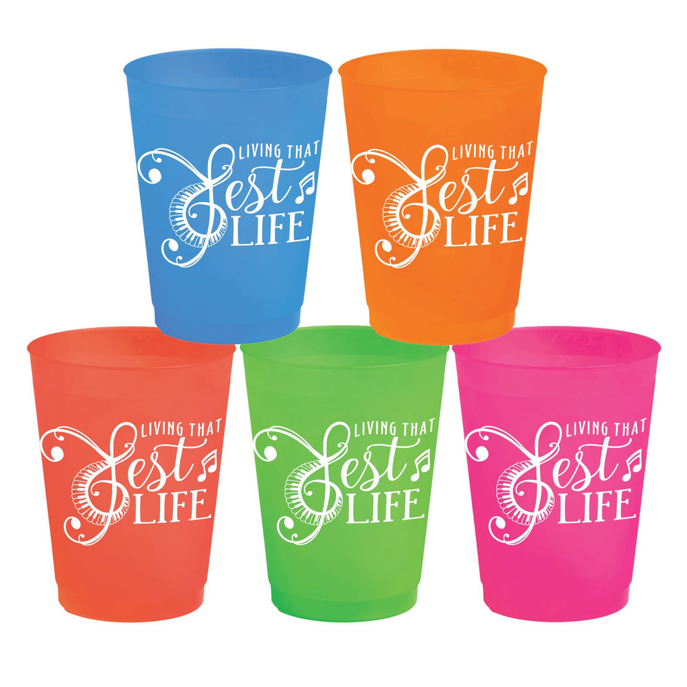 25th Birthday Cups Disposable Foam Cups Party Cups Spring Break 2019 Styrofoam Cups Lake Party Personalized Cups Custom Cups Vacation Cups