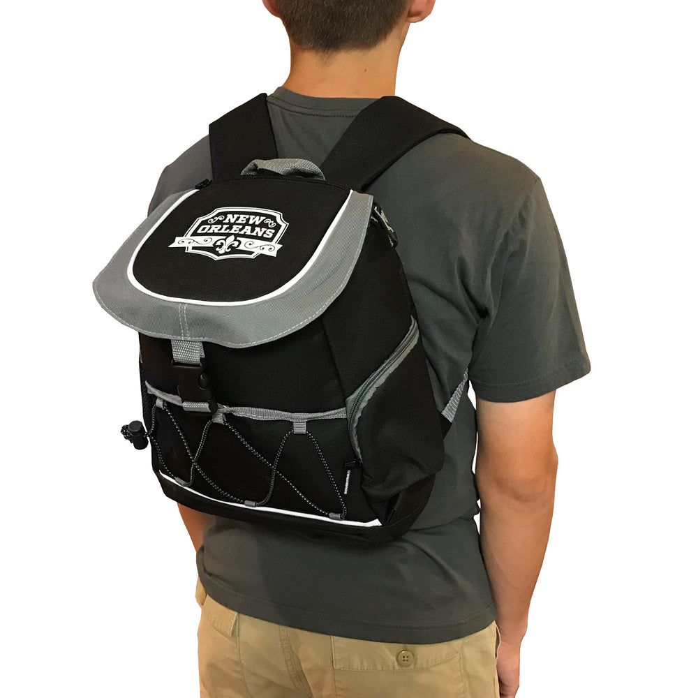 New Orleans Ice Chest Backpack - CLEARANCE ITEM