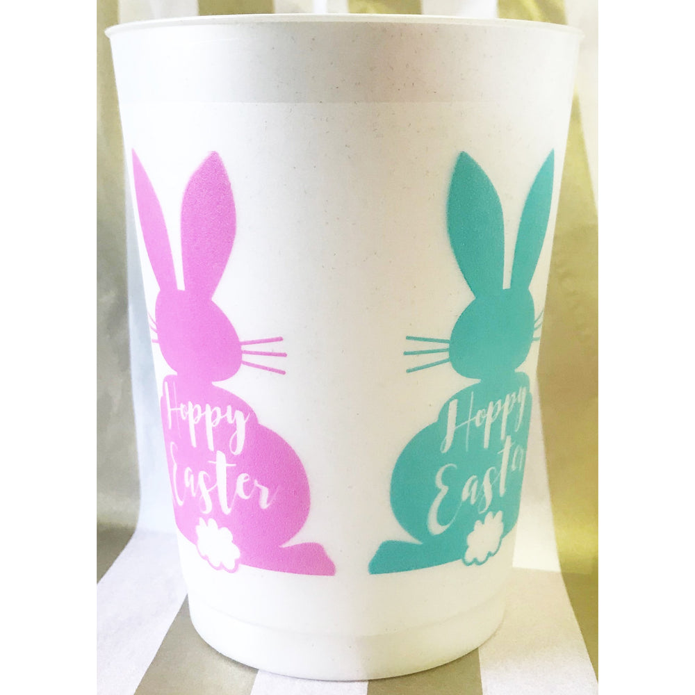Easter Bunny Frost Flex Cups [pk/25]