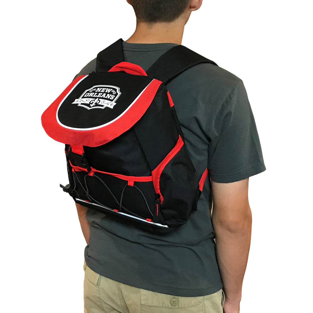 New Orleans Ice Chest Backpack