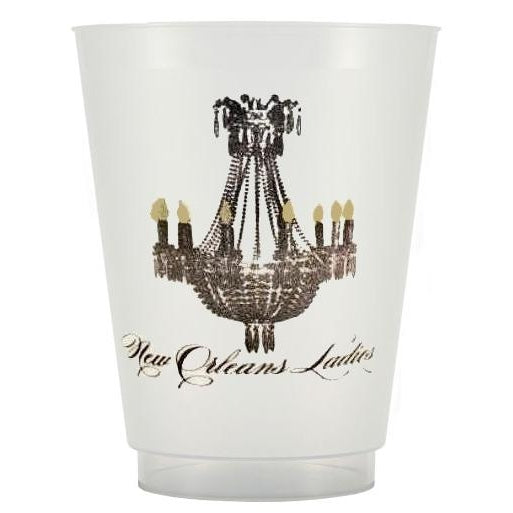 New Orleans Ladies Frost Flex Cups