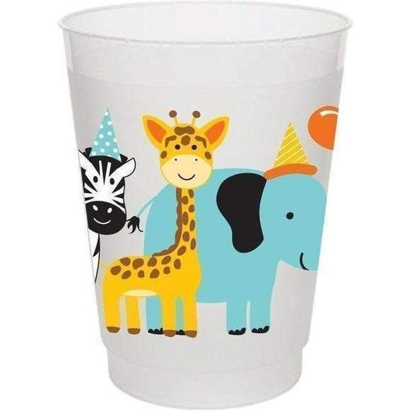 Baby Animals Frost Flex Cups