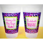 Bachelorette Bash Frost Flex Cups - Party Cup Express