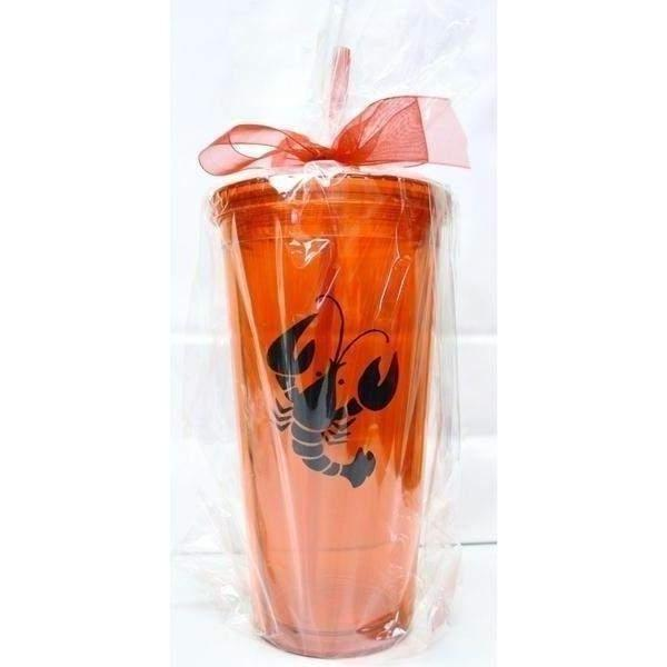 Crawfish Insulated Tumbler