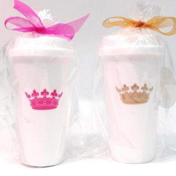 Crown Coffee Tumbler