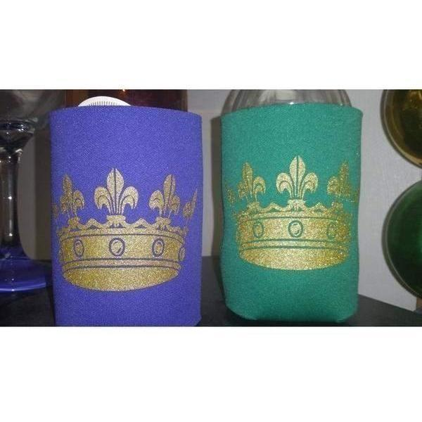 Crown Coozies (set of 4)