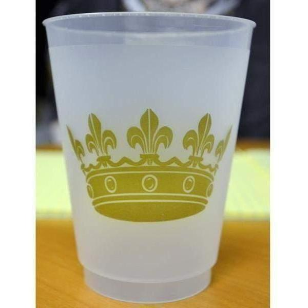Crown Frost Flex Cups - Party Cup Express