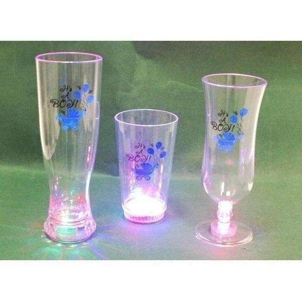 It's a Boy Light Up Barware - Party Cup Express