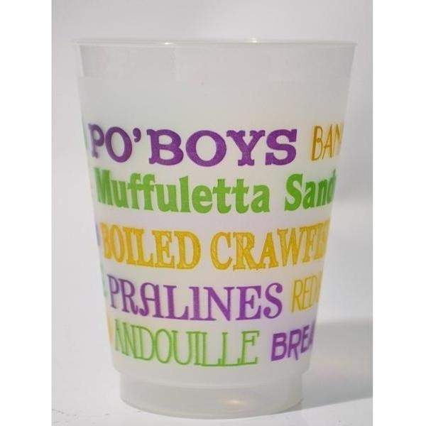 Nola Foods Frost Flex Cups - Party Cup Express