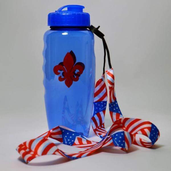Patriotic Sipper Bottle - Party Cup Express