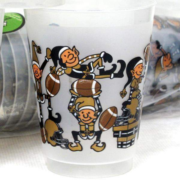 Saints Elves Frost Flex Cups