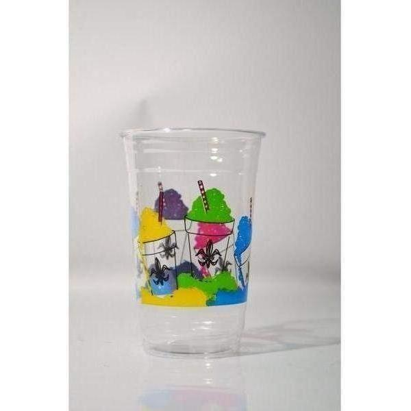 Snowball Cups (Pk/25 Or 50) - Party Cup Express