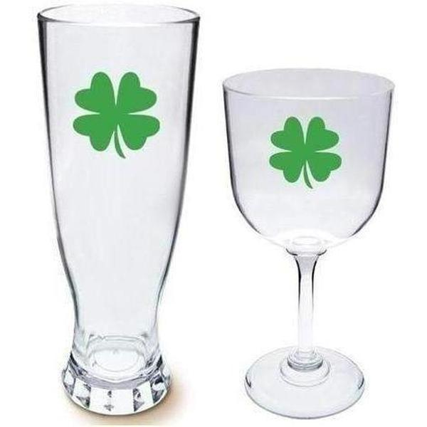 St. Patrick's Day Light Up Glasses - Party Cup Express