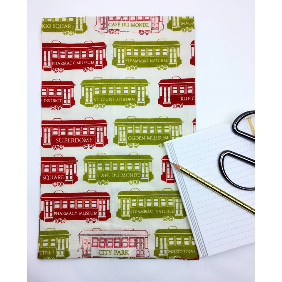 New Orleans Streetcar Kitchen Towel - Party Cup Express