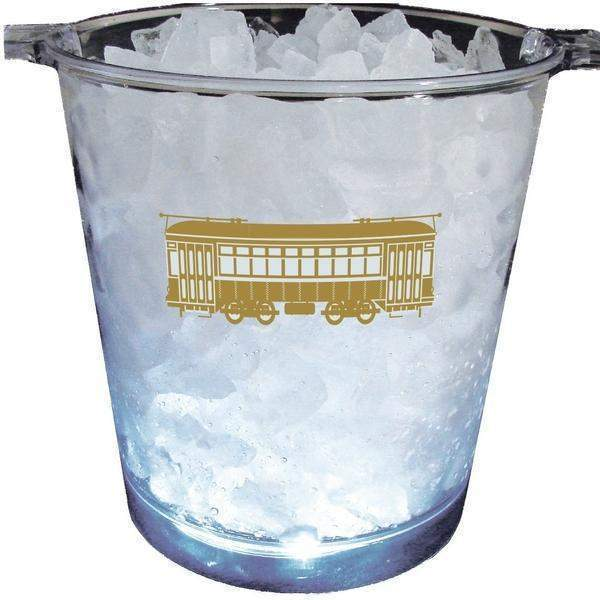 Streetcar Light Up Ice Bucket - Party Cup Express