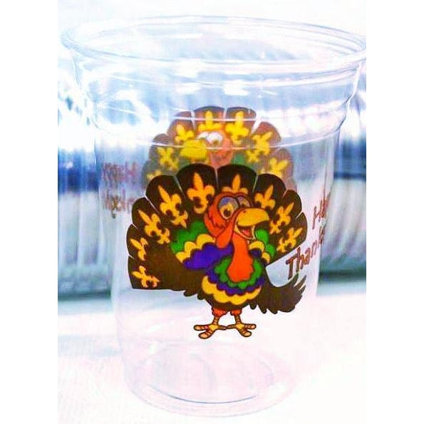 Thanksgiving Disposable Cups - Party Cup Express