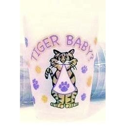 Tiger Baby Frost Flex Cups - Party Cup Express