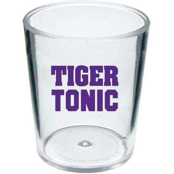 """Tiger Tonic"" 12 oz Light Up Tumbler - Party Cup Express"