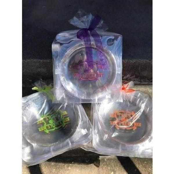Trick or Treat Party Plates - CLEARANCE ITEM