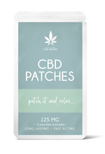 125mg CBD Patch (2-pack)