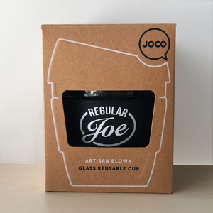 8oz Regular Joe Joco Cup
