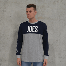 Load image into Gallery viewer, Joe's Panel Long Sleeve Tee
