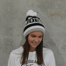 Load image into Gallery viewer, Joe's Pom Pom Beanie