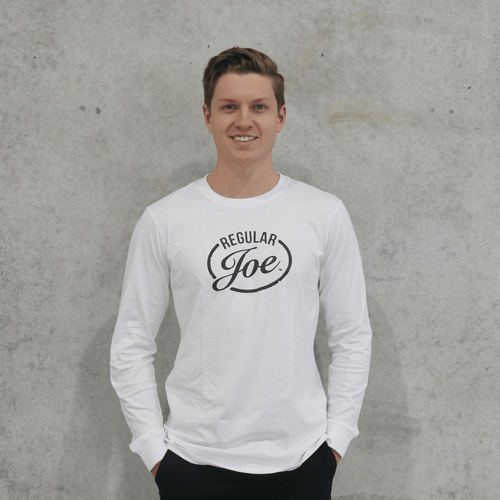 Regular Joe Long Sleeve Tee