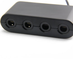 GameCube Controller Adapter 4 port for nintendo Switch Wii U & PC USB