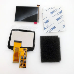 10 Levels High Brightness IPS Backlight Backlit LCD for Nintendo GBA Console - Kartzill
