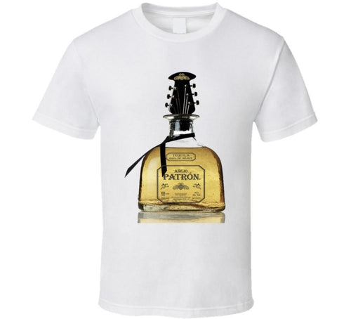 patron anejo special edition guitar limited T Shirt
