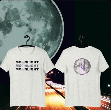 EXCLUSIVE Moonlight Short-Sleeve T-Shirt