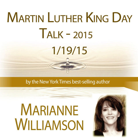 Martin Luther King Day Talk 2015