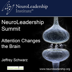 Attention Changes the Brain with Jeffrey Schwartz