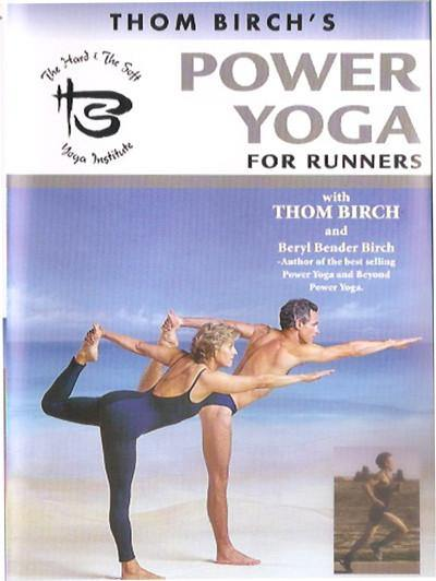 Power Yoga For Runners - Thom Birch and Beryl Bender Birch video BetterListen! - BetterListen!