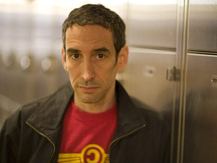 "Rushkoff Live: A Talk Based on ""Present Shock"""