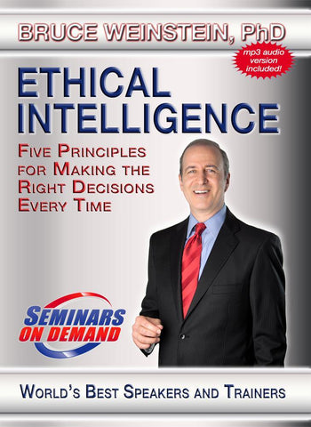 Ethical Intelligence by Bruce Weinstein with Course Notes
