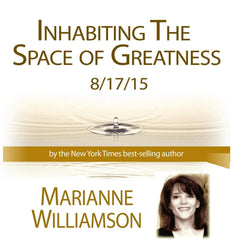 Inhabiting the Space of Greatness