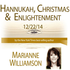 Hannukah, Christmas, and Enlightenment